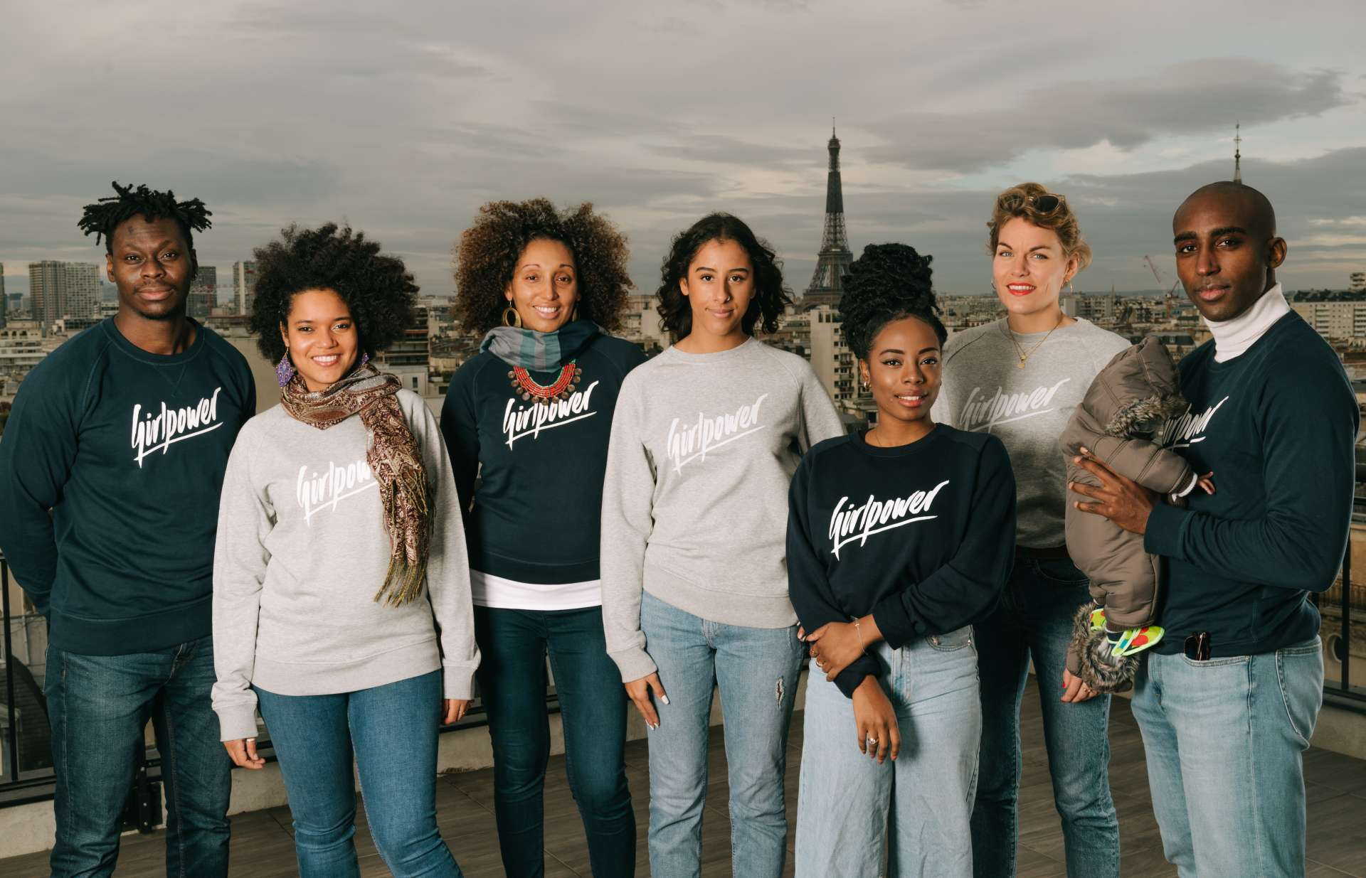 Equipe LOBA - Pulls Girlpower